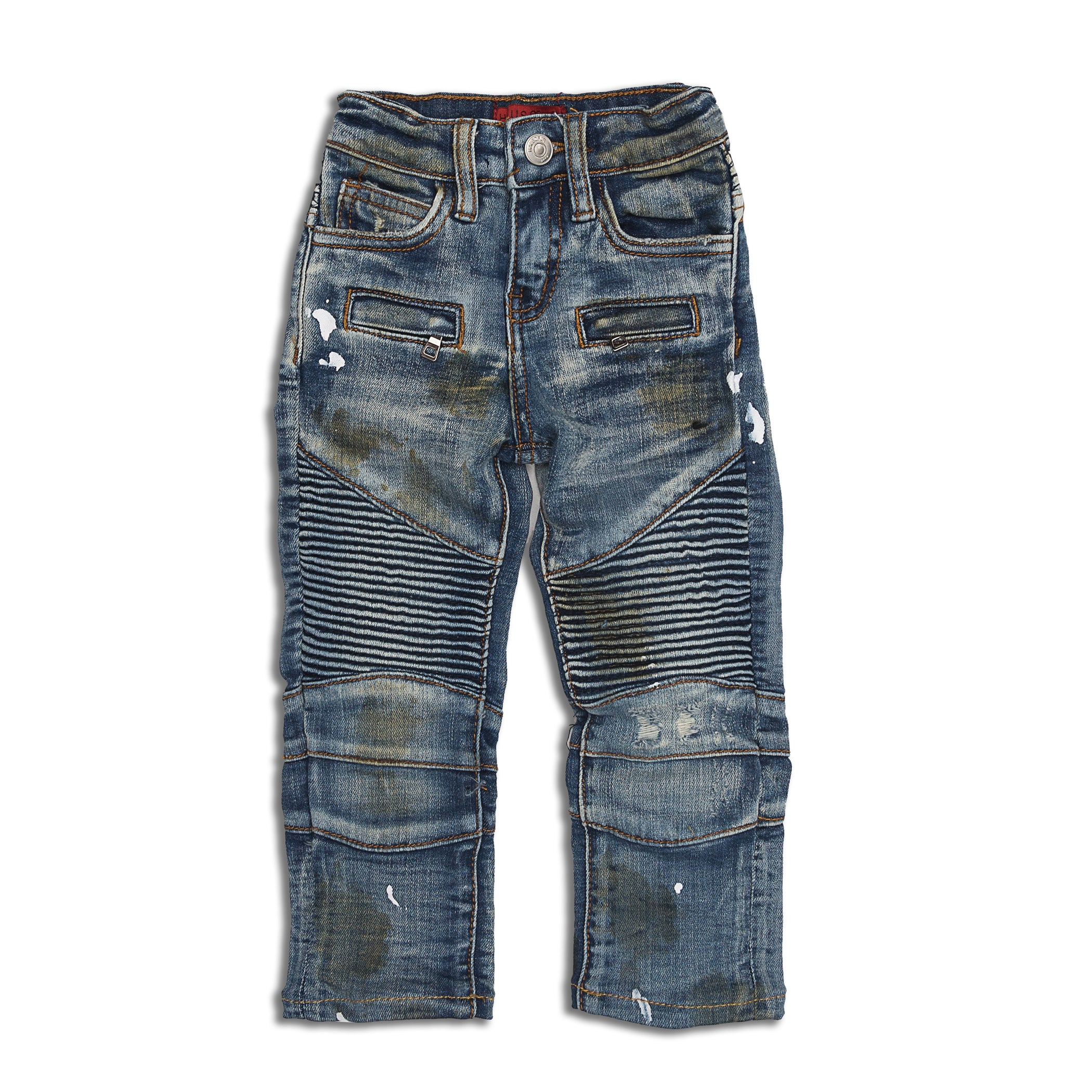 Haus of JR - Sawyer Biker Denim