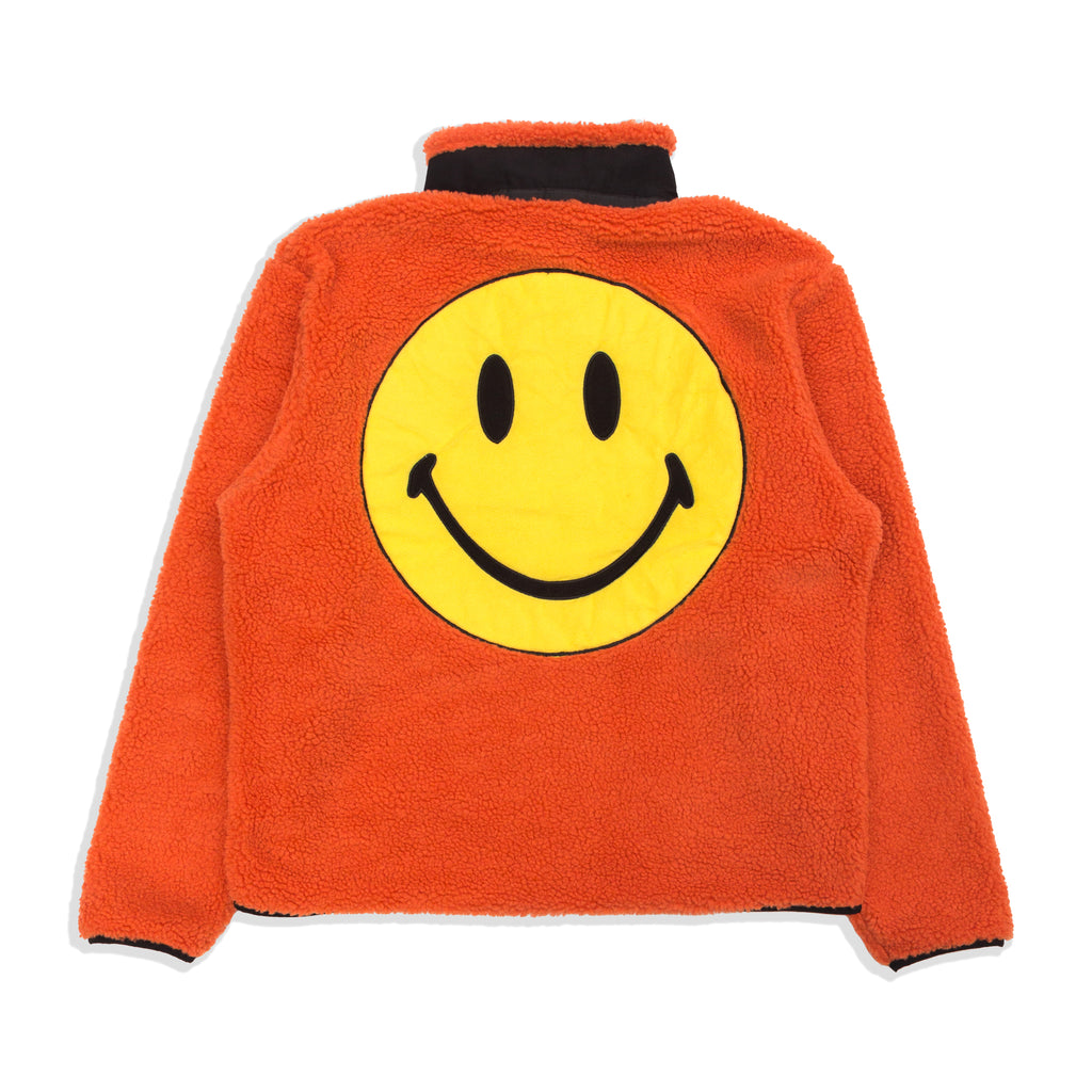 Chinatown Market - Smiley Sherpa Jacket