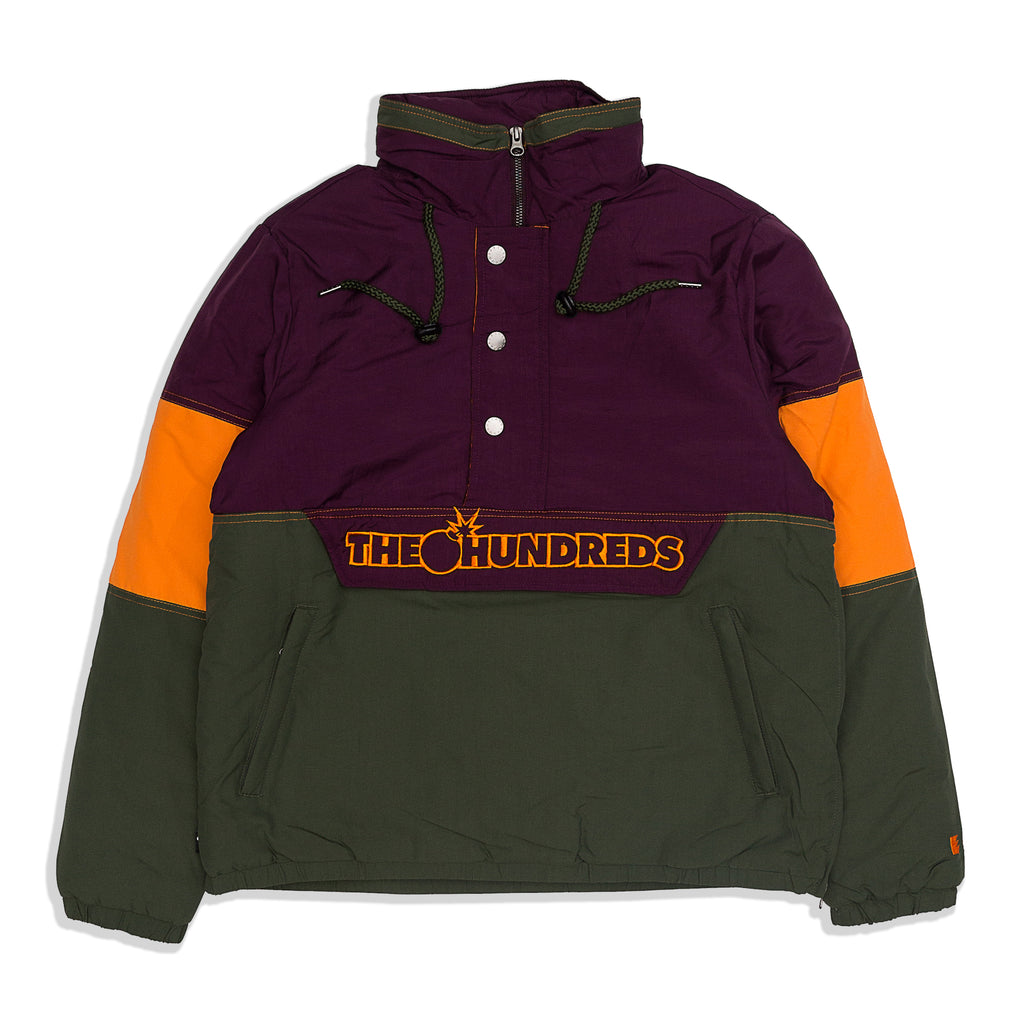 The Hundreds - Reversion Puffer Anorak
