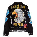Embellish - Reapers Denim Jacket