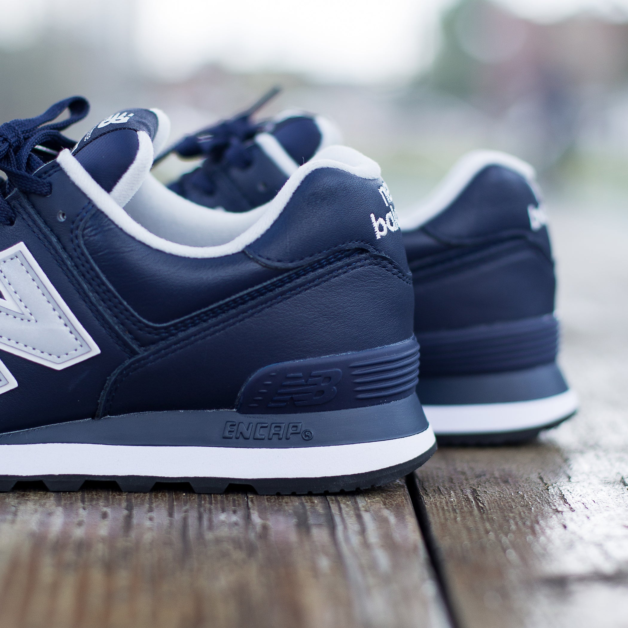 New Balance ML574LPN 'Leather Pack'