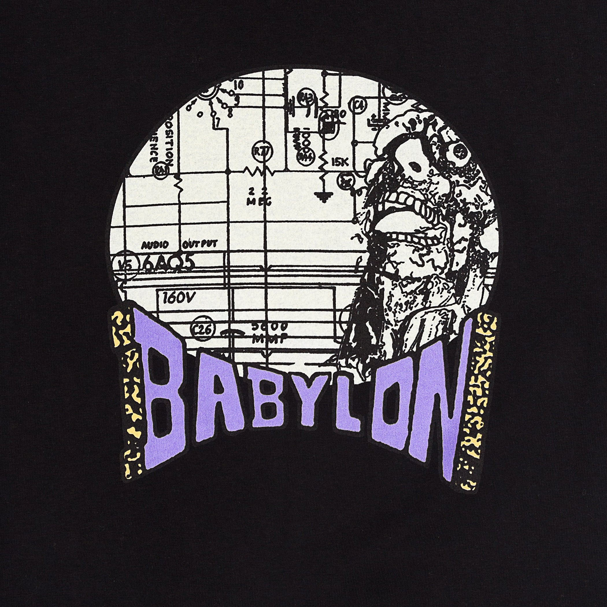 Babylon - Wire Tee