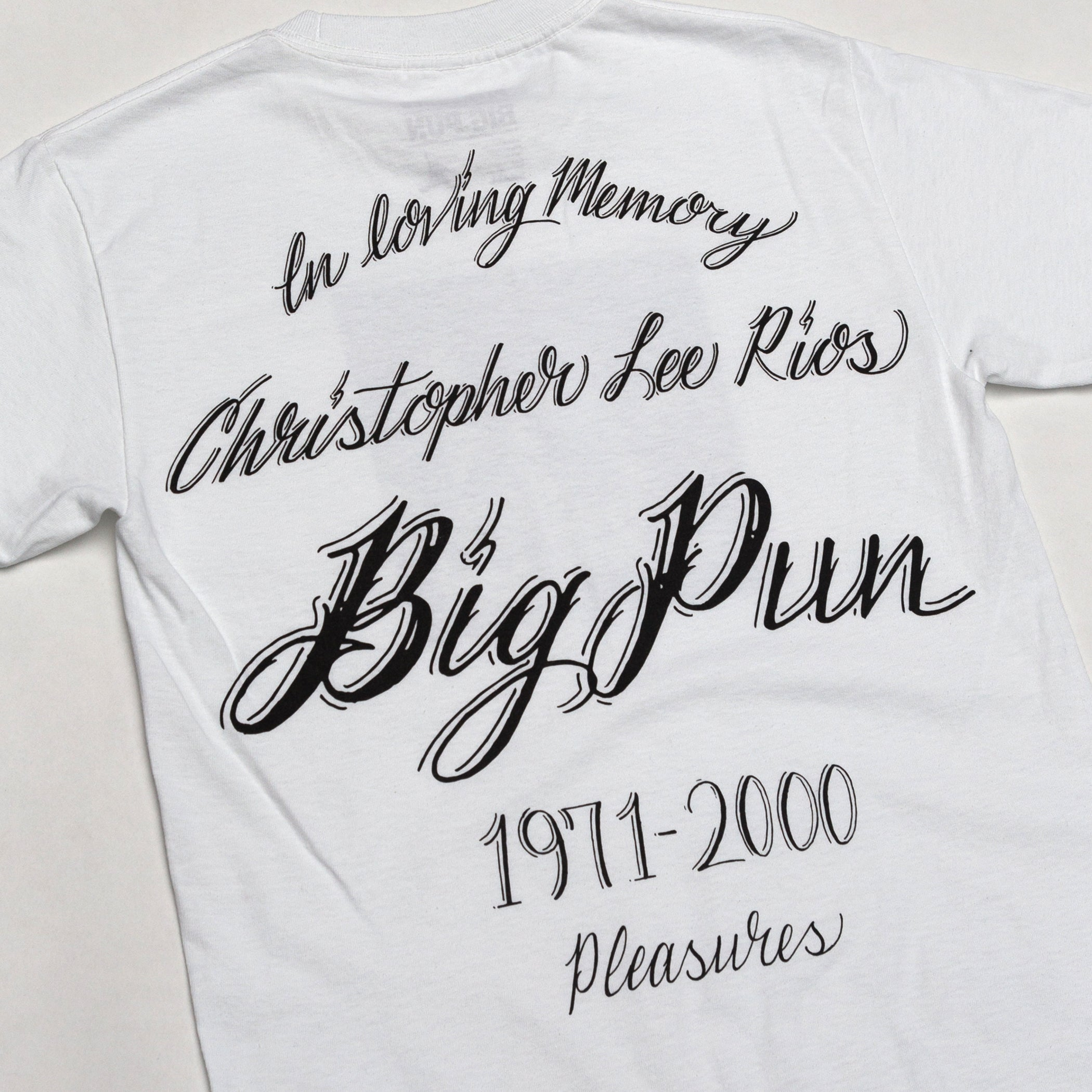 Pleasures - Christpher T-Shirt