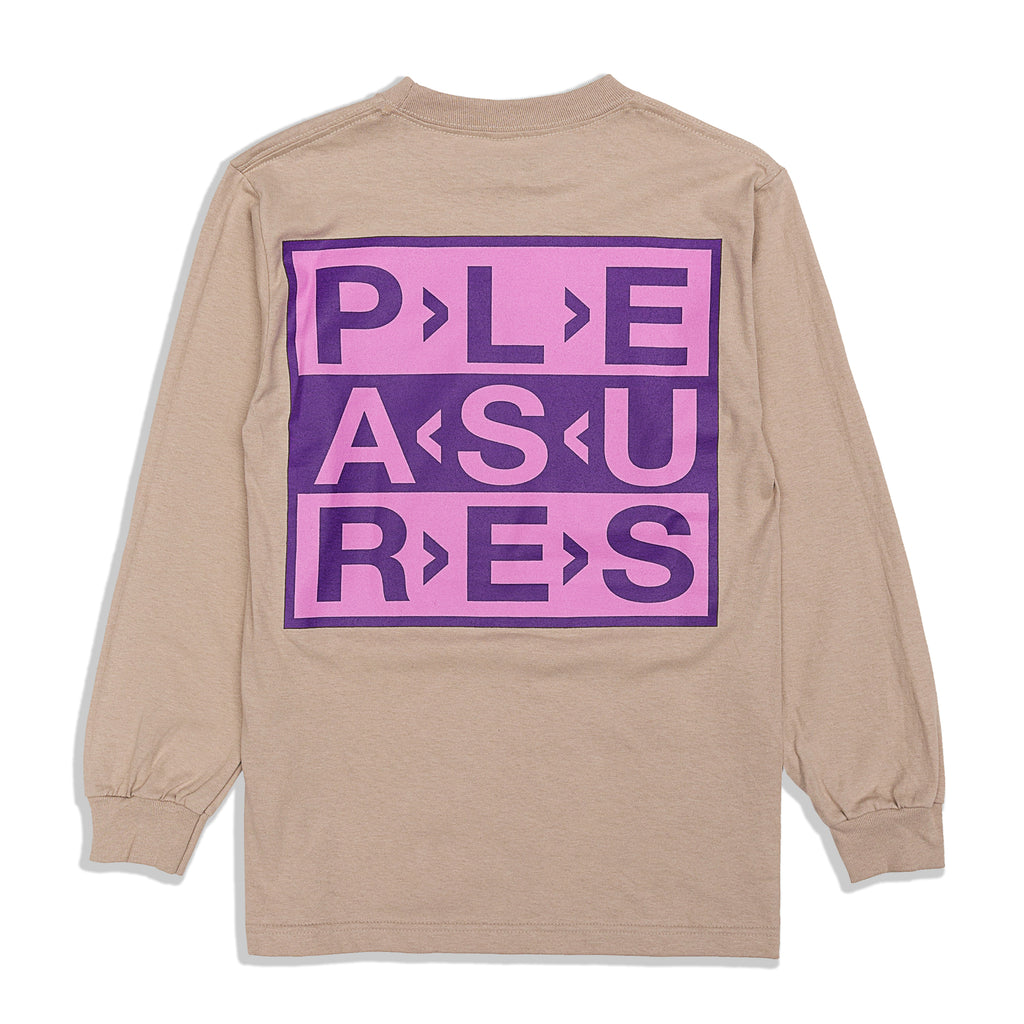 Pleasures - Fragile L/S Tee