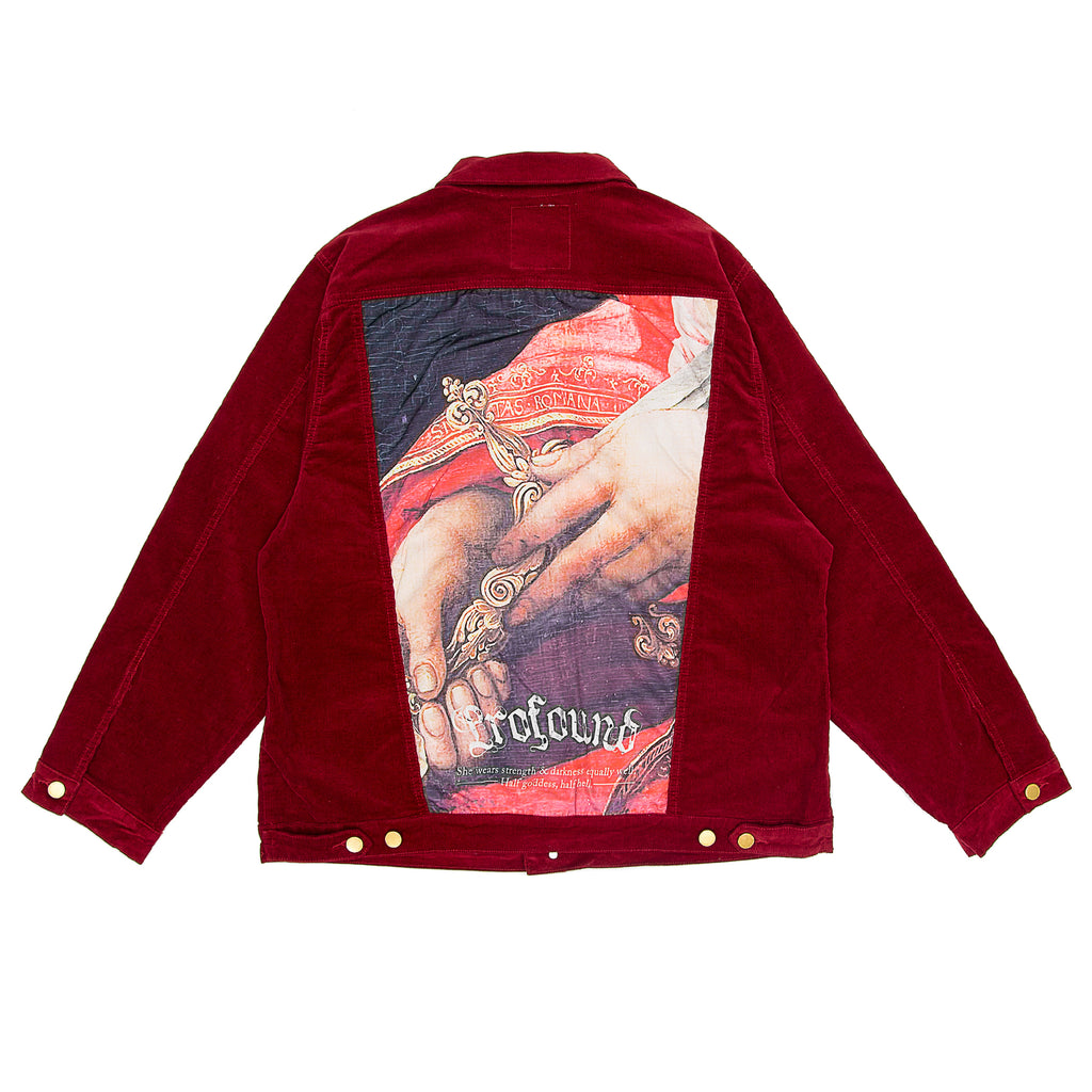 Profound Aesthetic - Queen Back Jacket