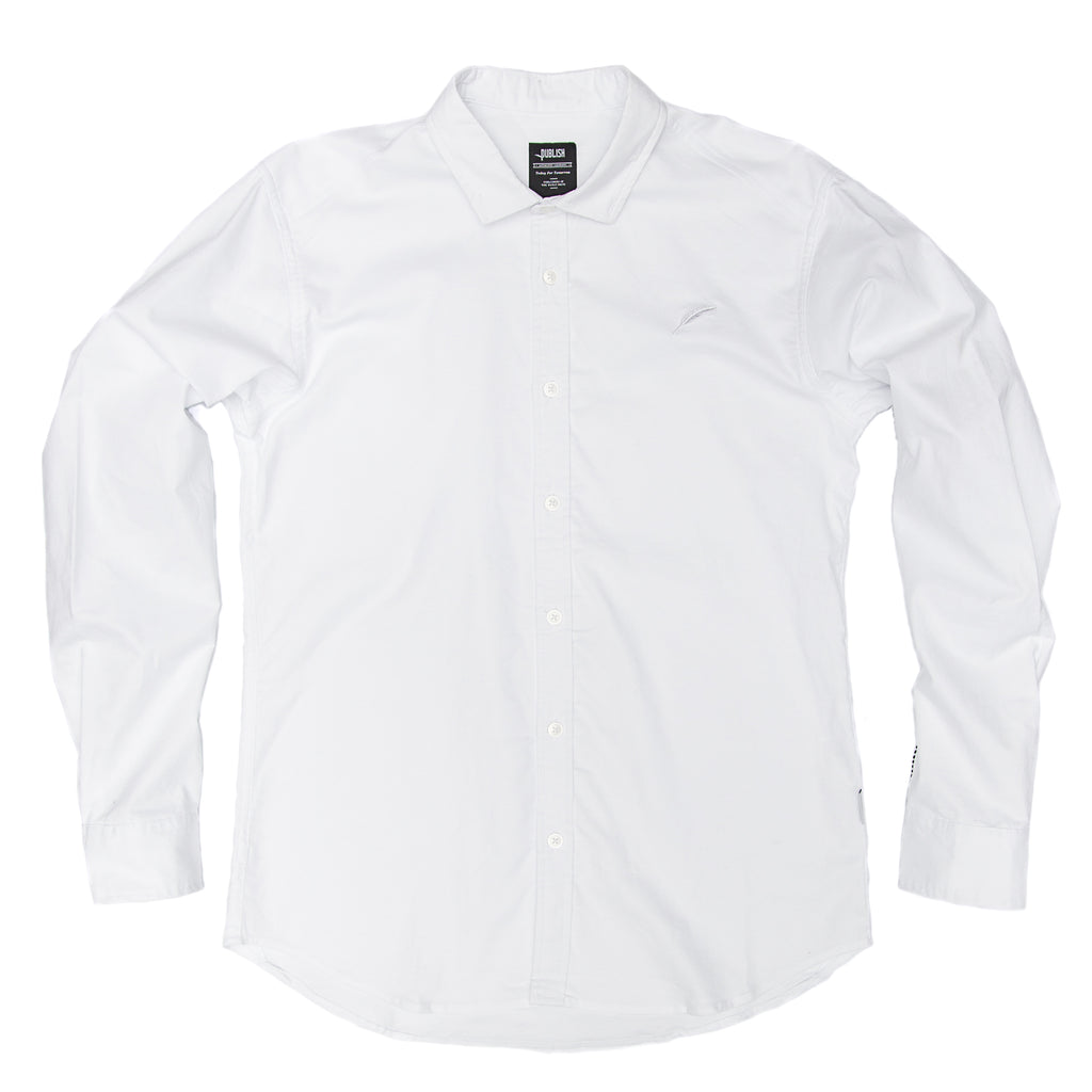 Publish - Adrian Button Up