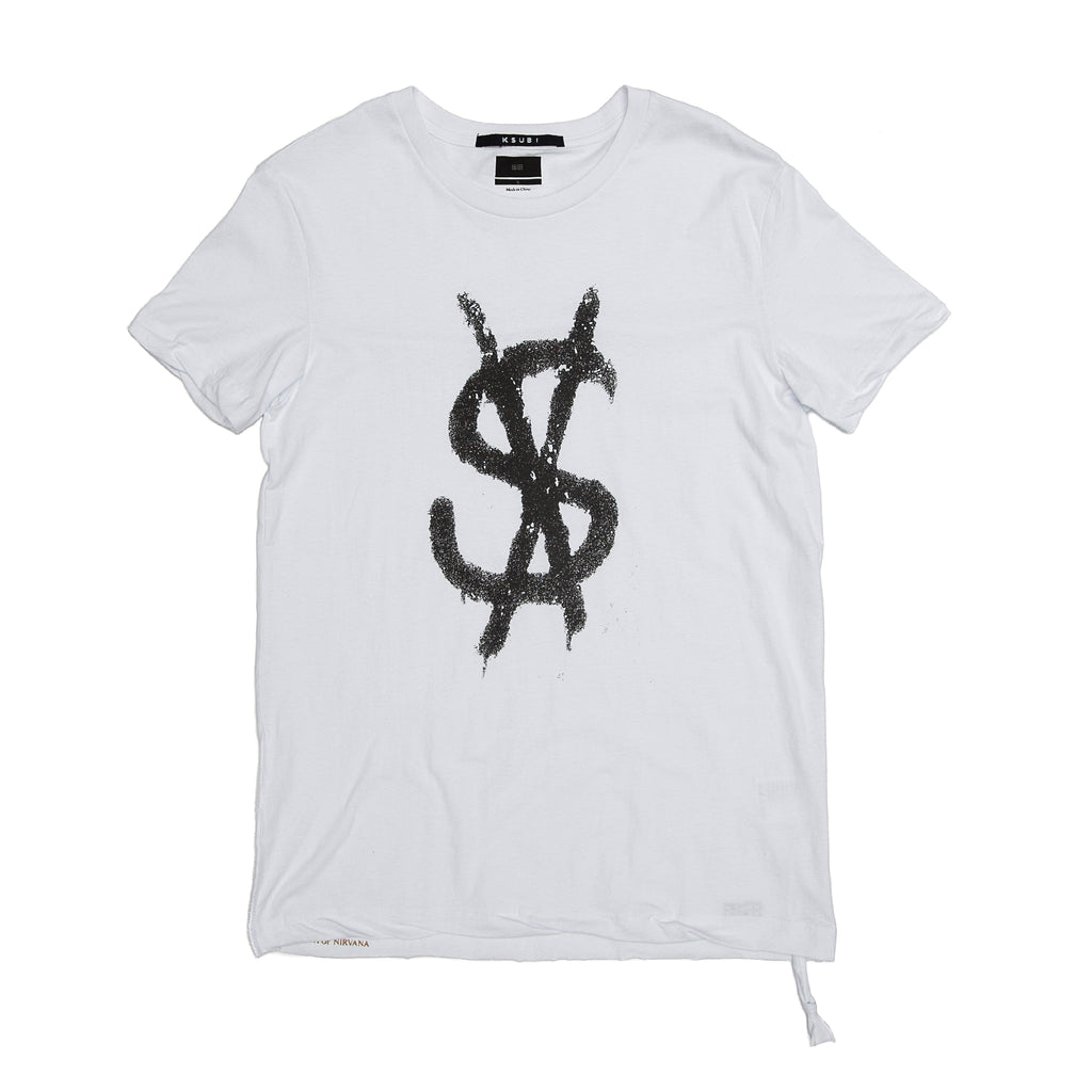 Ksubi - Spray Dollar T-Shirt