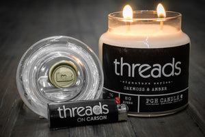 Threads X PGH Candle