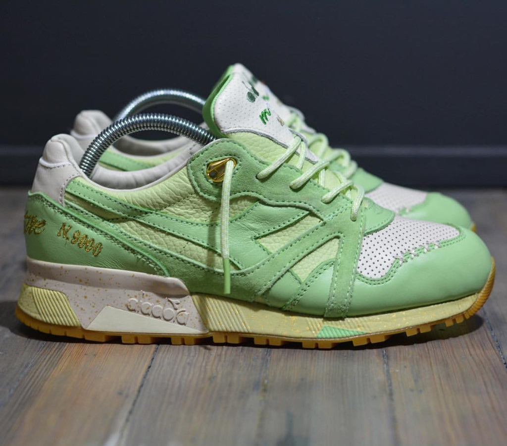 Diadora N9000 Ice Cream