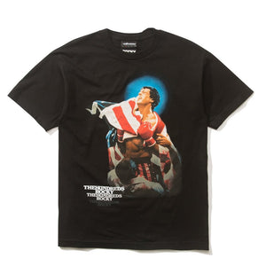 The Hundreds X Rocky - Rocky's American Tee