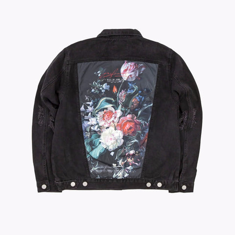 "Profound Aesthetic - ""Still Life"" Denim Jacket"