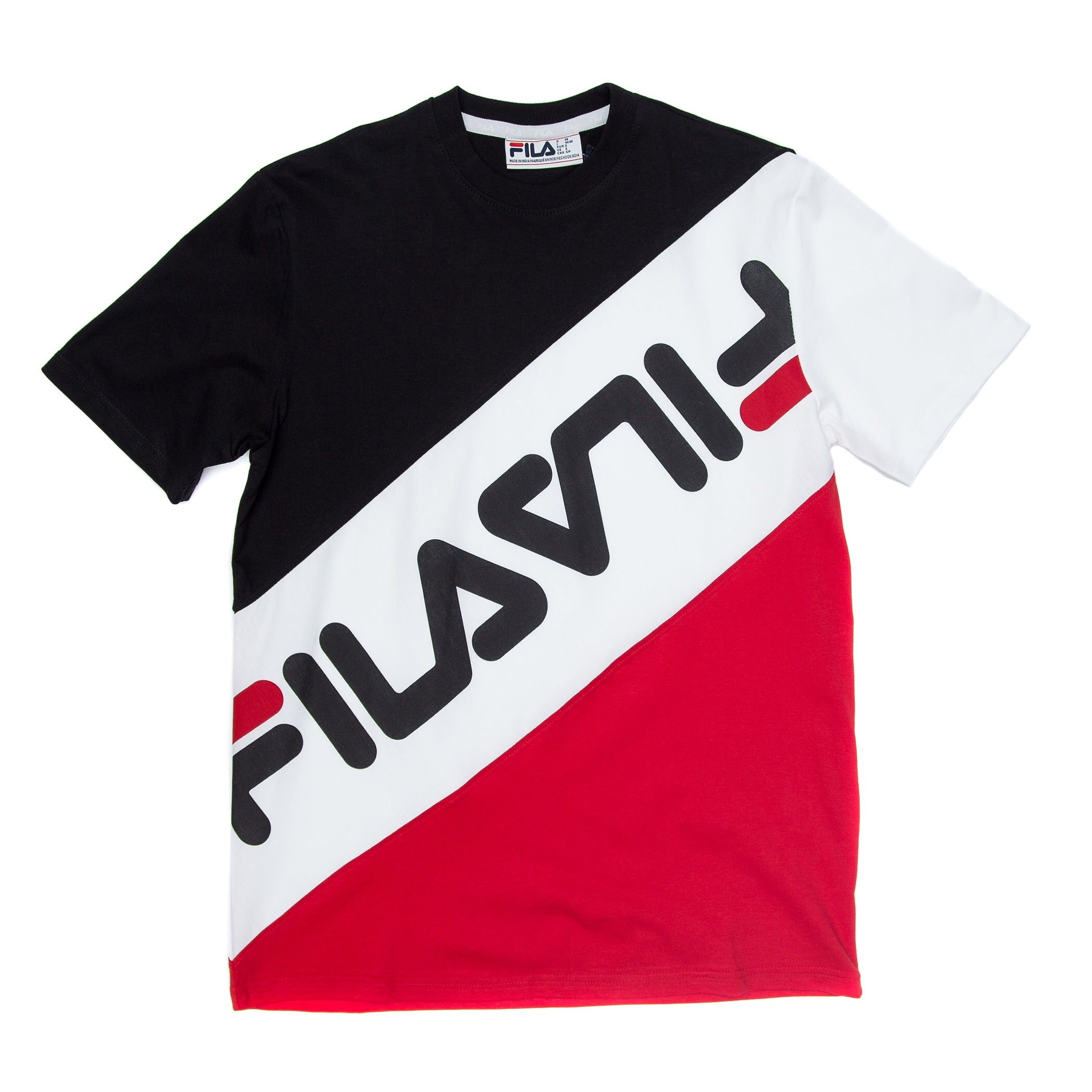 Fila - Rowan Striped Tee