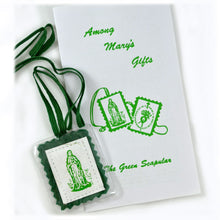 Load image into Gallery viewer, The Green Scapular