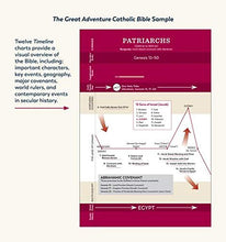 Load image into Gallery viewer, The Great Adventure Catholic Bible-OUT OF STOCK till late February 2019 check back
