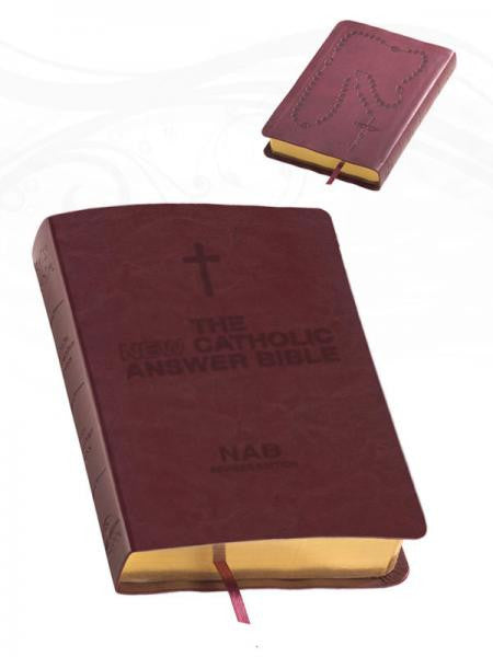 The NEW Catholic Answer Bible-NABre