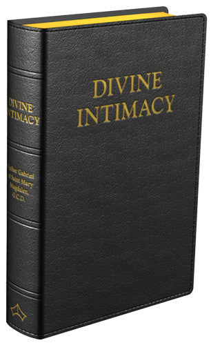 Divine Intimacy-Flexible cover (Black Leather)