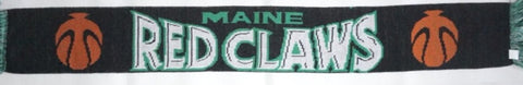 Maine Red Claws Scarf made by ManBrands.Club