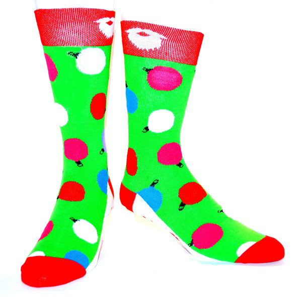 Holiday Ornaments ManSocks