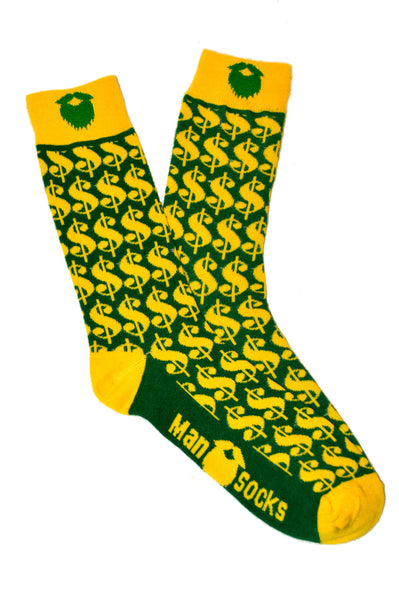 For the love of Money ManSocks