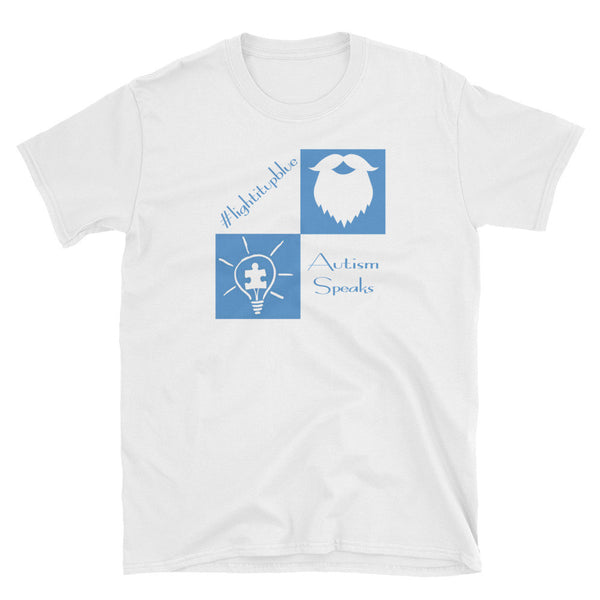 Autism Speaks ManShirt