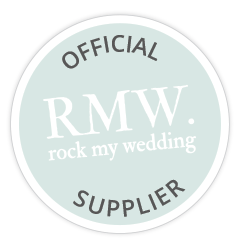 Rock my wedding seal of approval