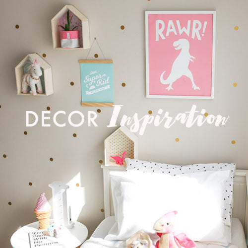 Girls room design inspiration