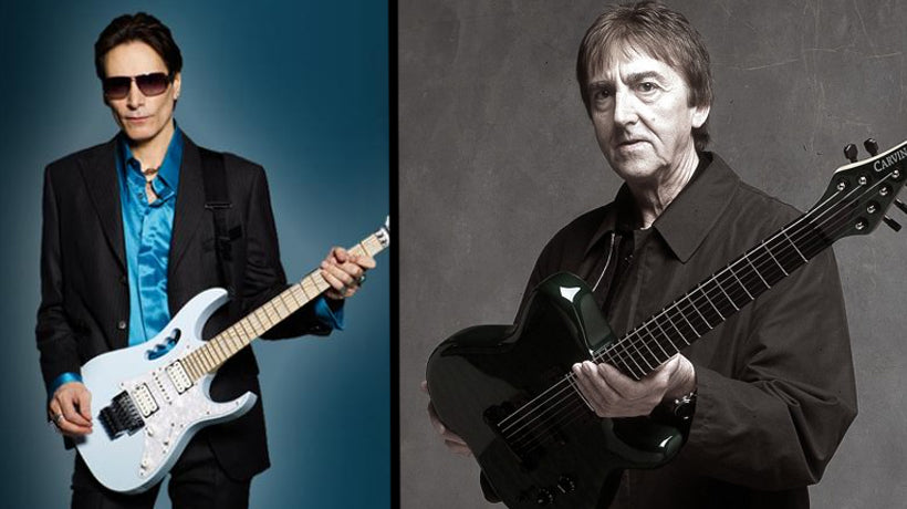 Steve Vai on Allan Holdsworth
