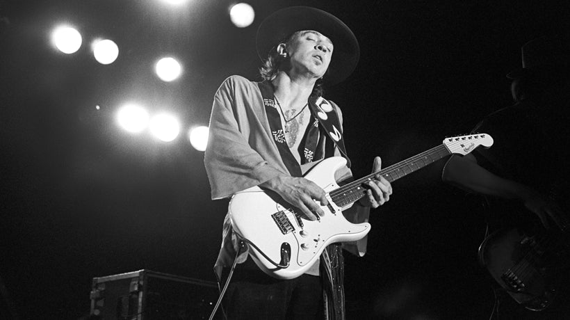 Stevie Ray Vaughan: 27 Years Gone