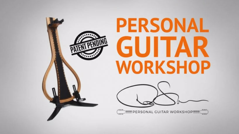 The Personal Guitar Workshop