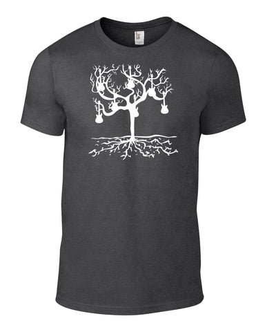 Electric Guitar Tree T-Shirt