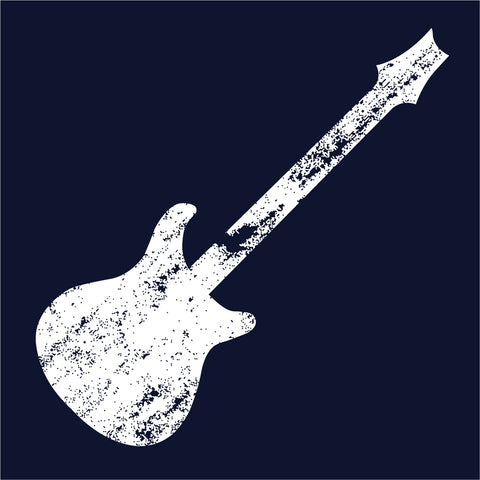 Vintage Electric Guitar T-Shirt