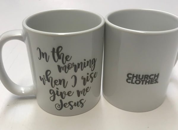 Church Clothes Morning Coffee Mug