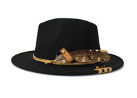 Fedora Vegan Light Weight & Cool... Great Wool Felt Look