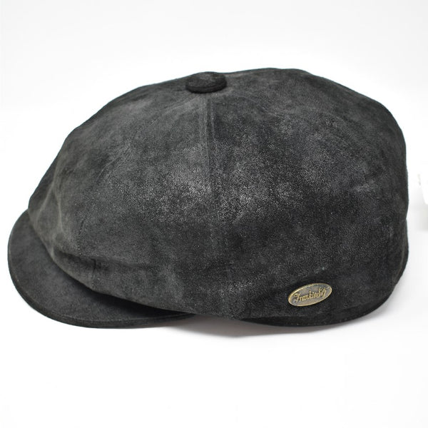 Ben Leather Cap