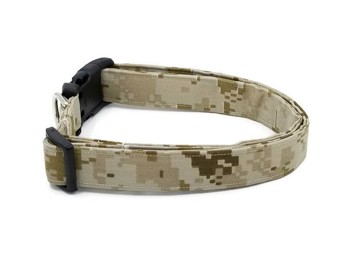 Marpat Desert Digital Camo Dog Collar Camouflage