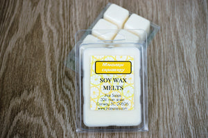 Mandarin cranberry soy lotion wax melts