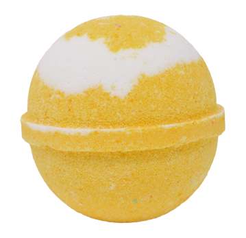 Banana Coconut Bath Bomb