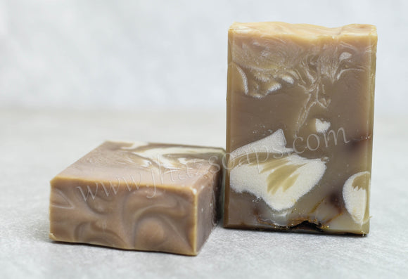 Almond and honey soap