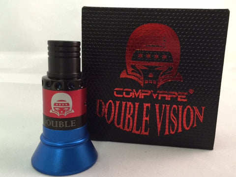 Double Vision RDA by Compvape - VAPOLOCITY's Online Store