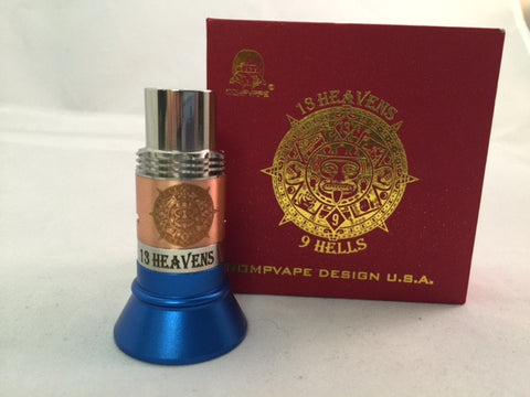 13 Heavens 9 Hells RDA by Compvape - VAPOLOCITY's Online Store