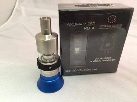 Aromamizer RDTA by Steam Crave - VAPOLOCITY's Online Store