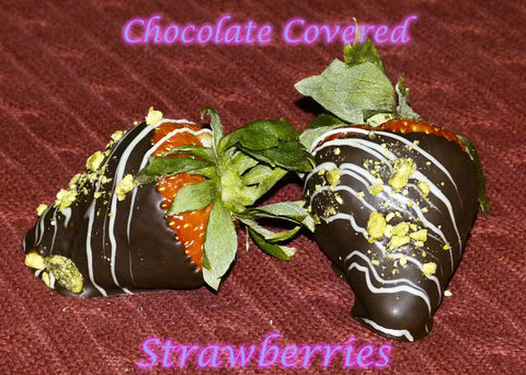 Choco Covered Strawberries - VAPOLOCITY's Online Store
