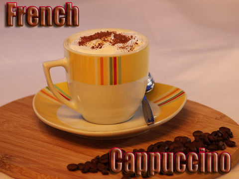 French Cappuccino - VAPOLOCITY's Online Store