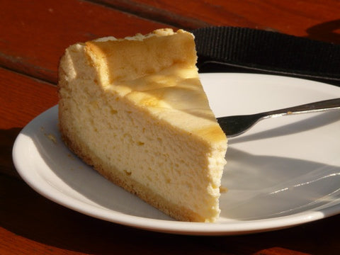Scrumptious NY Cheesecake - VAPOLOCITY's Online Store