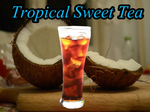 Tropical Sweet Tea - VAPOLOCITY's Online Store