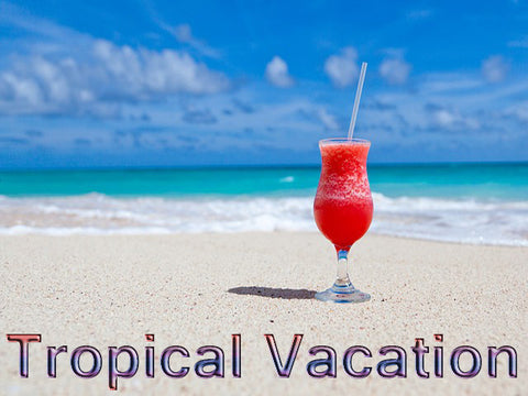 Tropical Vacation - VAPOLOCITY's Online Store