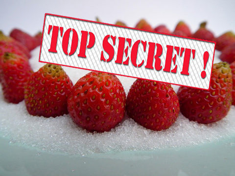 Strawberry Top Secret - VAPOLOCITY's Online Store
