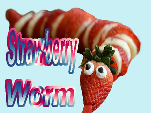 Strawberry Worm - VAPOLOCITY's Online Store