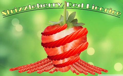 Strizzleberry/Red Licorice