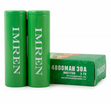 Imren 4800Mah 30a IMR 21700 3.7v Battery
